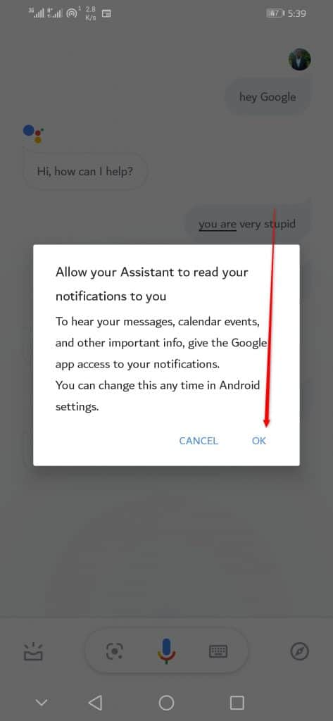 How to Read Text Messages Using Google Assistant