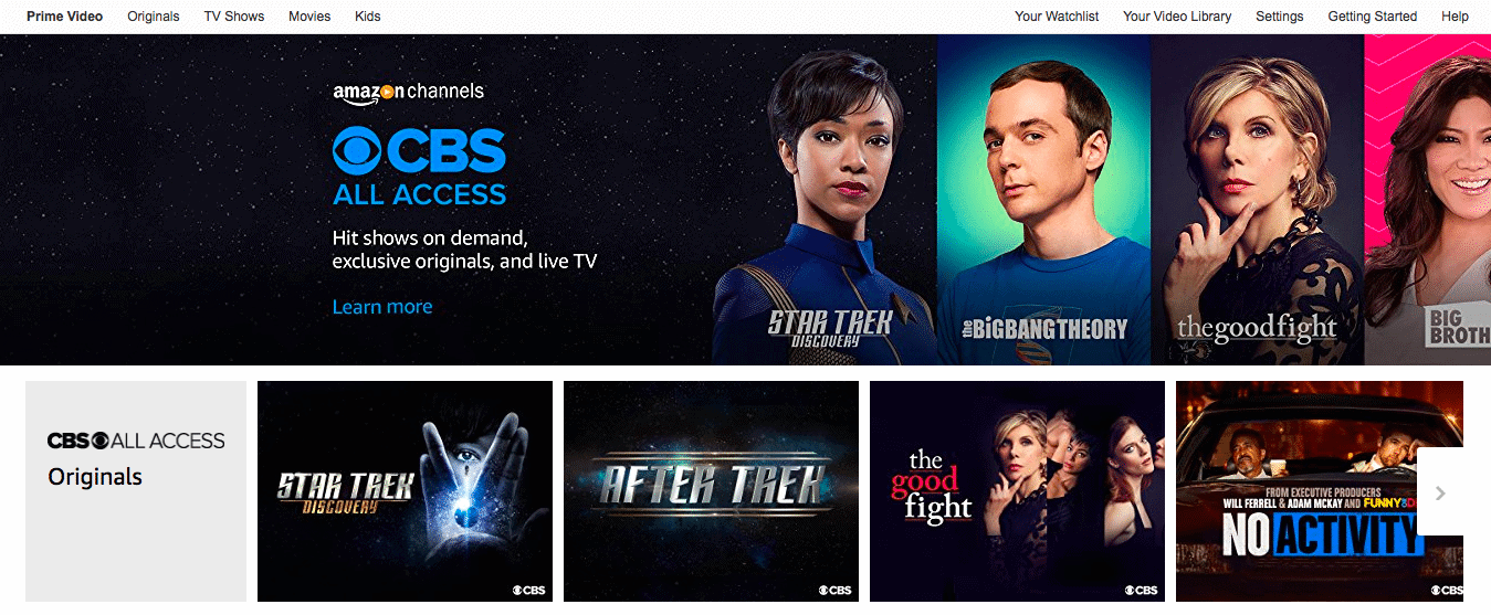 Can I stream live TV with CBS All Access?