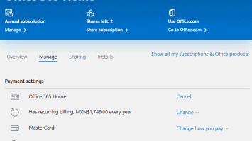 Cancel Your Microsoft 365 Subscription