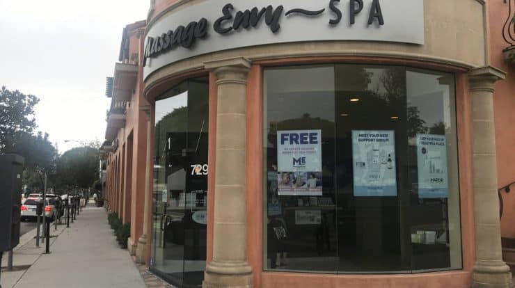 cancel Envy massage membership