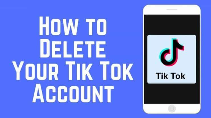 How to Delete a TikTok Account Permanently