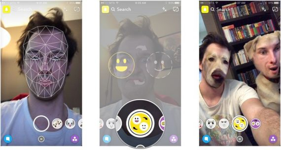 How to use Face Swap with Snapchat
