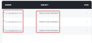 Delete Roblox Account