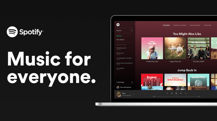 Spotify Web Player Login