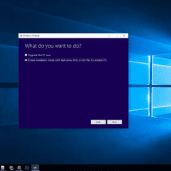 Windows 10 media creation tool (How to Get and Use it)