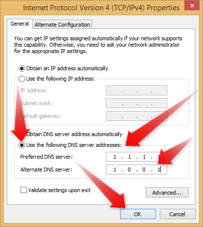 What is Ethernet Doesn't Have a Valid IP Configuration