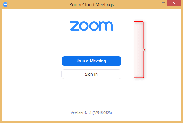 Zoom cloud meeting app