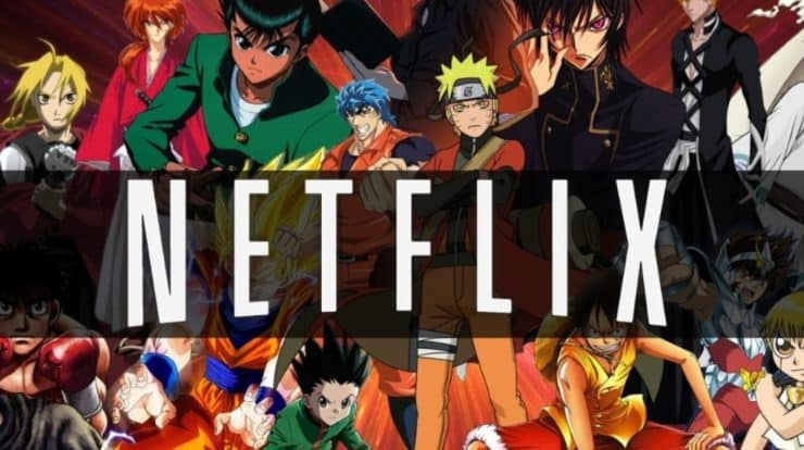 best anime on netflix