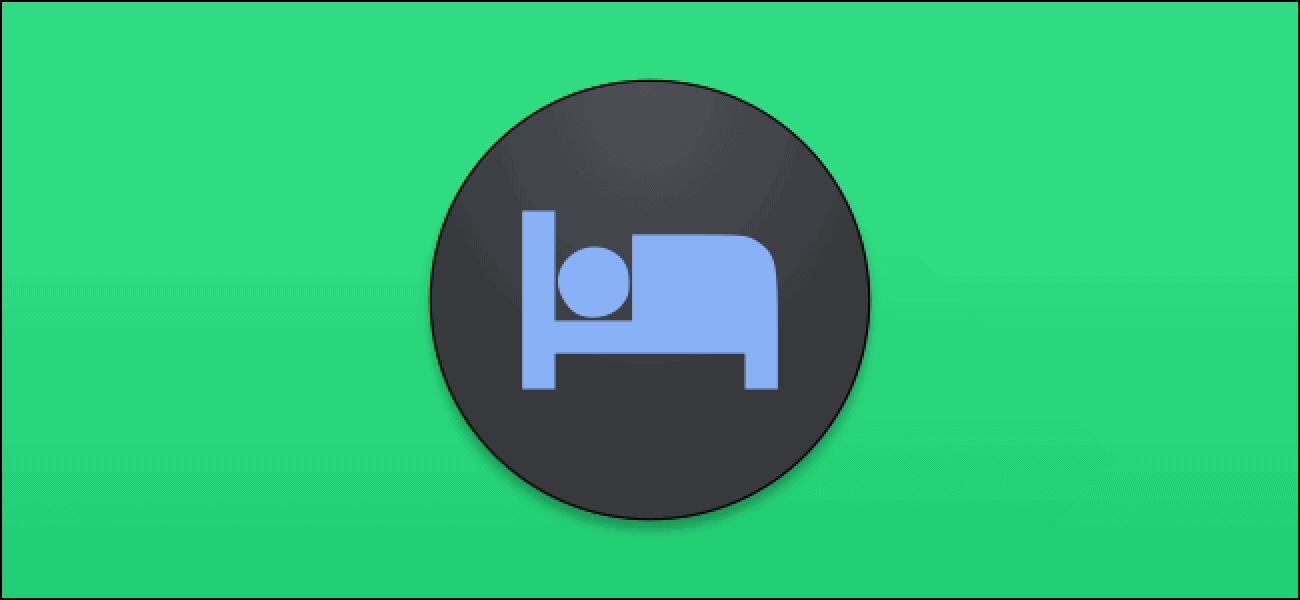 Bedtime Mode on Google Clock