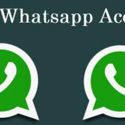 How to Create a Second WhatsApp Account With No Phone Number
