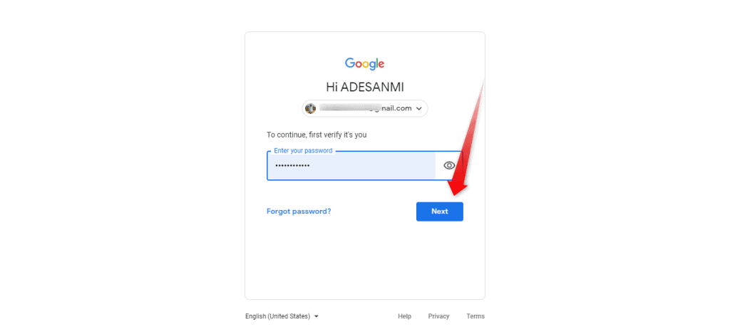 How to recover Gmail account with Date of Birth