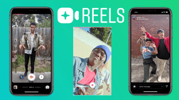 Green Screen On Instagram Reels