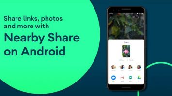 How To Share Files On Nearby Share