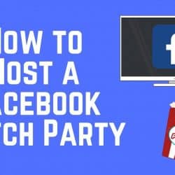 How To Start A Watch Party On Facebook On PC And Mobile