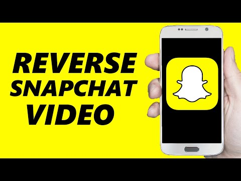 How to Do Reverse on Snapchat