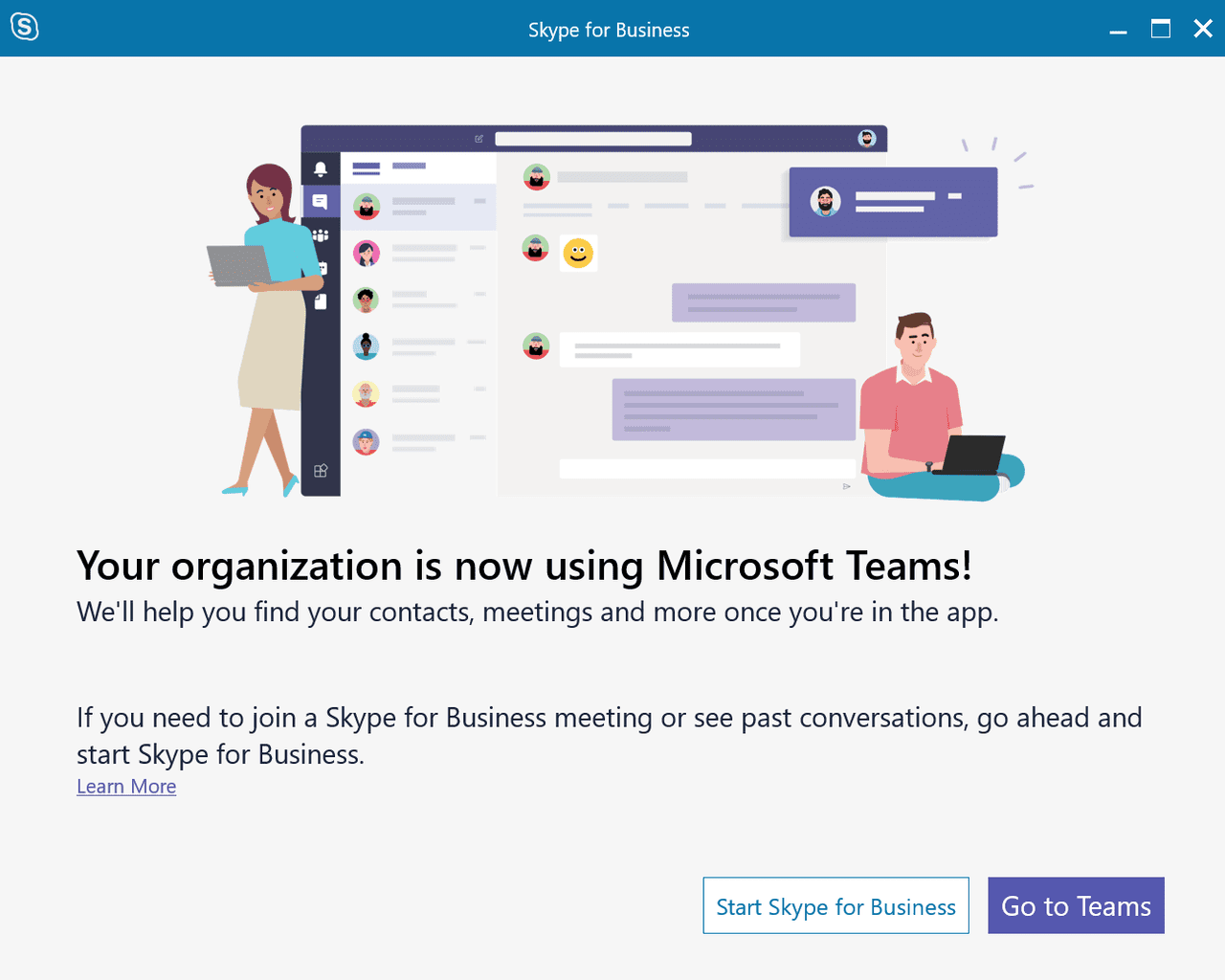 How to activate Microsoft Teams Together mode