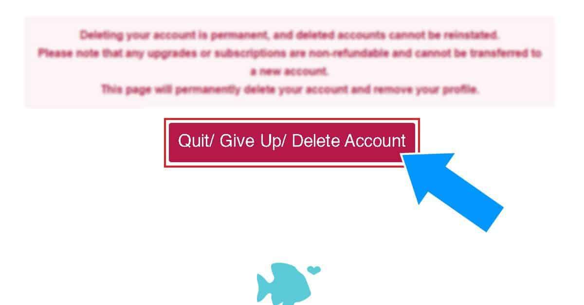 How to delete POF