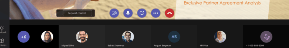 How to see everyone on Microsoft Teams