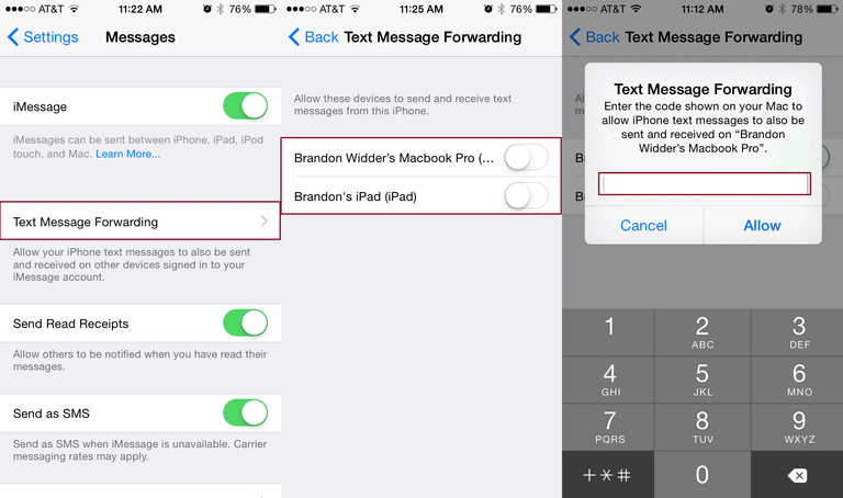 How to send SMS from your PC