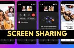 How to share your screen on Facebook Messenger