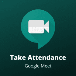 How to Take Attendance in Google Meet