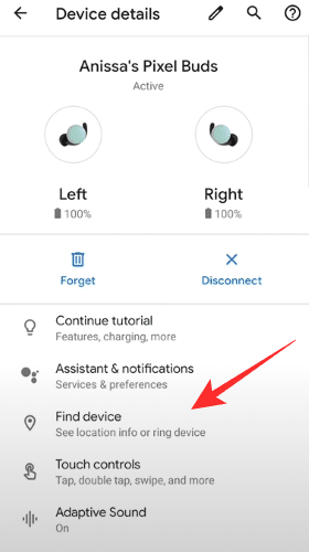 Misplaced your Pixel Buds