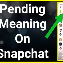 Pending On Snapchat