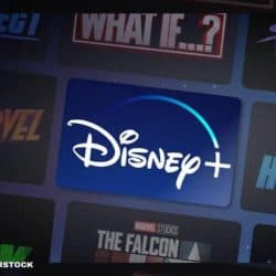 Disney Plus on Samsung TV