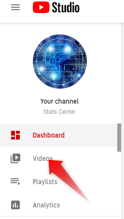 Tap videos