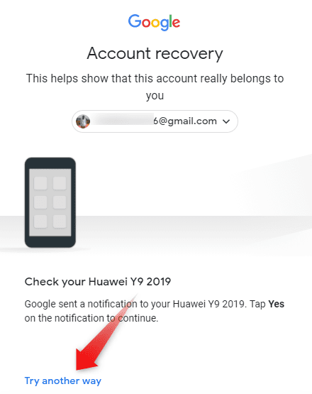 How to recover Google Account with datae of birth