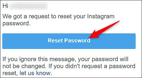 Instagram Forgot Password - How To Reset It