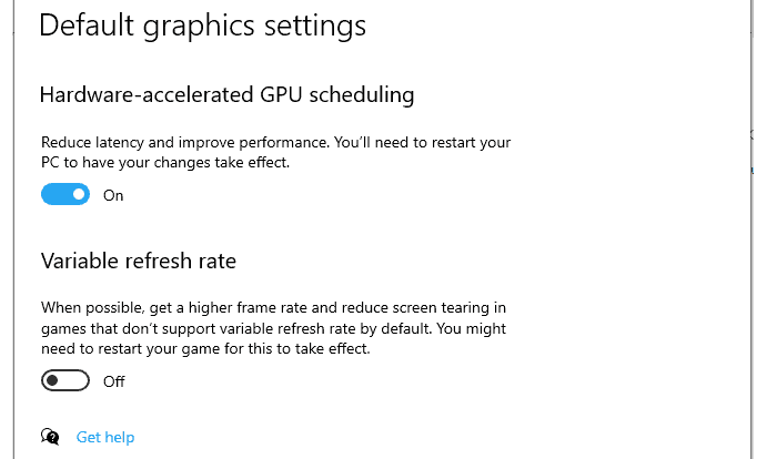 What Is Hardware-Accelerated GPU Scheduling And How To Enable It On Windows 10