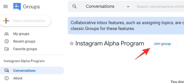 What Is The Instagram Alpha Program