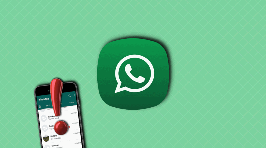 What does report spam on WhatsApp means