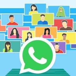 WhatsApp Messenger Rooms
