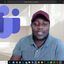 How to Change the Background on Microsoft Teams with Background Effects