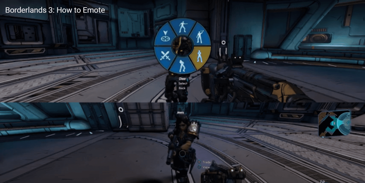 How to Emote in Borderlands 3 on PS4, Xbox, and PC