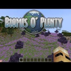 Install Biomes O' Plenty in Minecraft