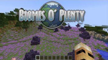 Install Biomes O' Plenty in Minecraft