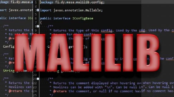 Install MaLiLib in Minecraft