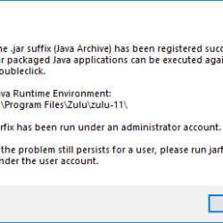How to use JarFix to repair broken .jar files