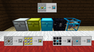 Steps to Download and install iron Chest in Minecraft