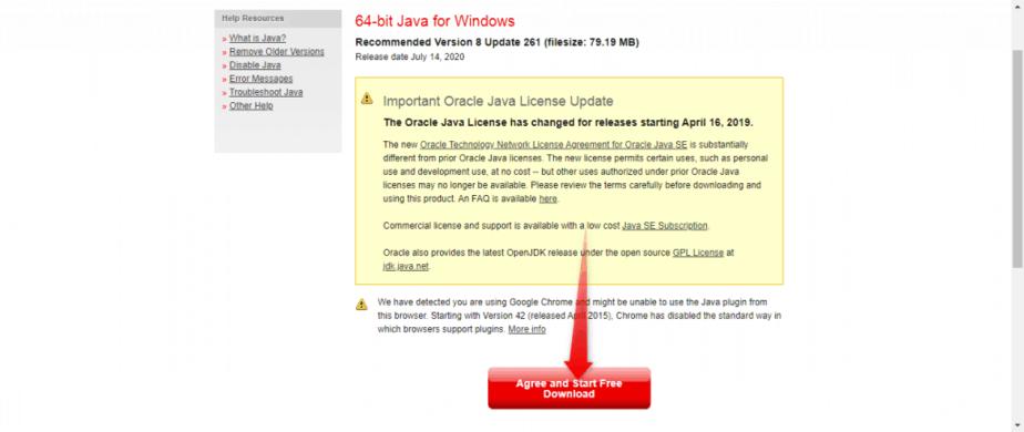 Free Java Download