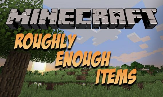 How To Download And Install Roughly Enough Items in Minecraft