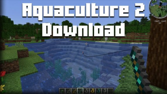 How To Download & Install Aquaculture 2 in Minecraft