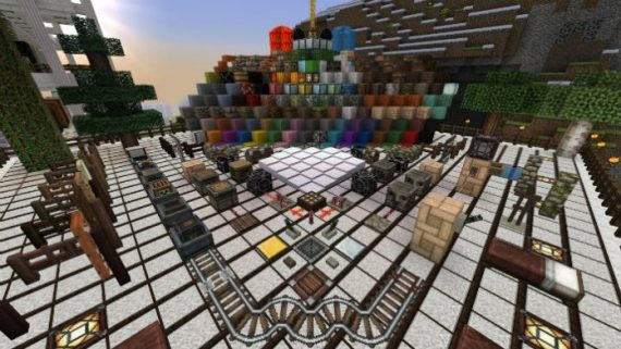 John Smith Legacy in Minecraft