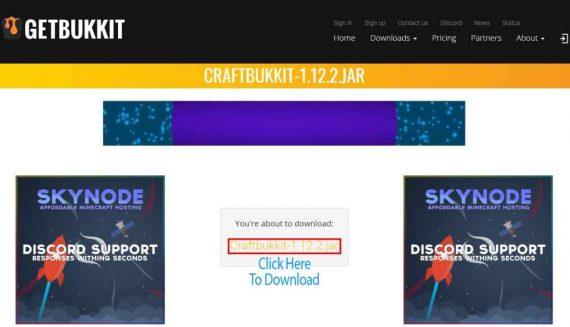 How To Start A Spigot Server in Minecraft
