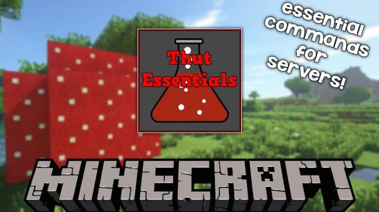 Install EssentialsX on Minecraft Server