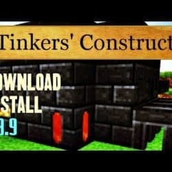 How To Download & Install Tinker's Construct in Minecraft