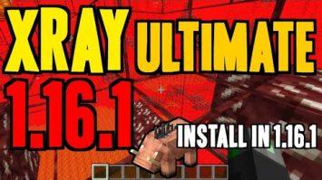 install XRayUltimats on Minecraft
